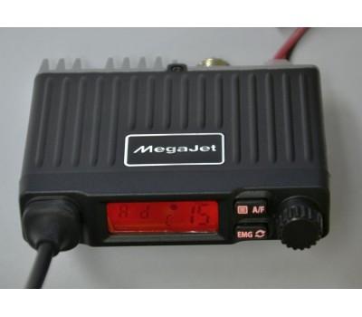 MegaJet MJ-50 NEW рация автомобильная