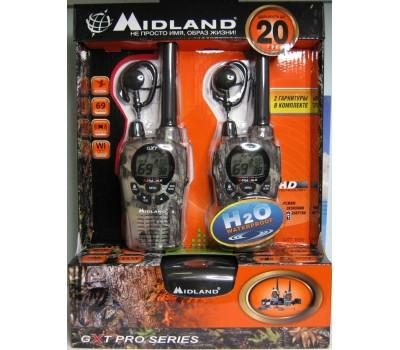 Midland GXT1050 комплект портативных раций