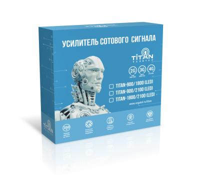 Репитер Titan-1800/2100 (LED)