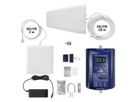 Комплект Titan-1800/2100/2600 (LED) усилитель сотовой связи