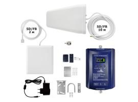 Комплект Titan-1800 (LED) усилитель сотовой связи