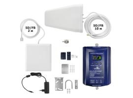 Комплект Titan-1800/2100 PRO (LED) усилитель сотовой связи