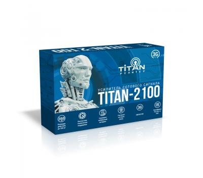 Комплект Titan-2100 3G (до 350 кв.м)
