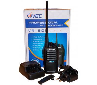 Портативная рация VERO VR-500